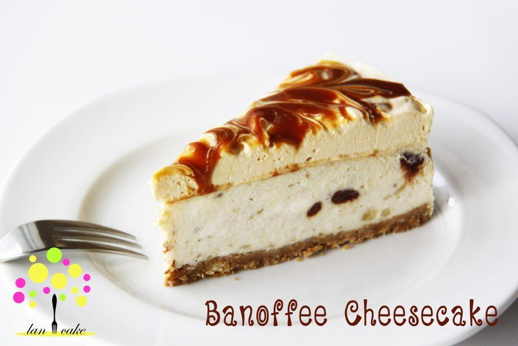 Banoffee Cheese Cake