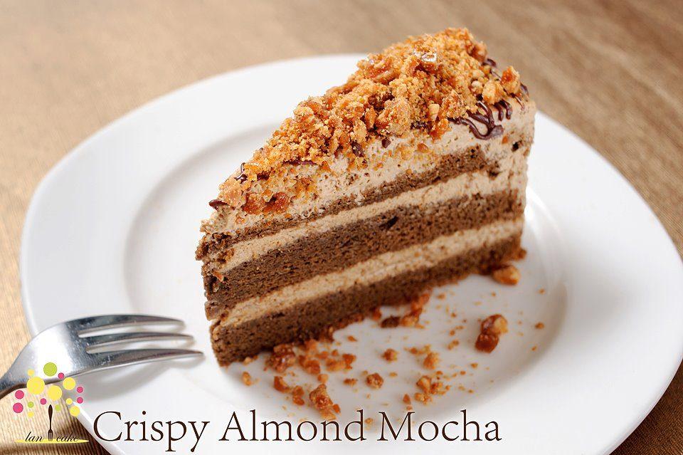 Crispy Almond Mocha